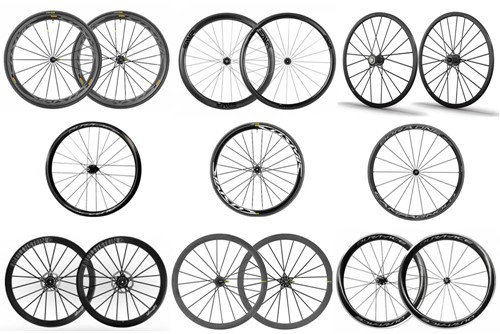 roues occasion Mavic, lightweight, Black Inc, Zipp, Fulcrum, Shimano, Campagnolo